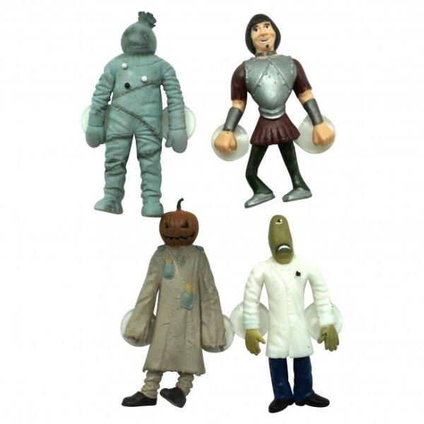 Hui Buh Gummigeister Figuren