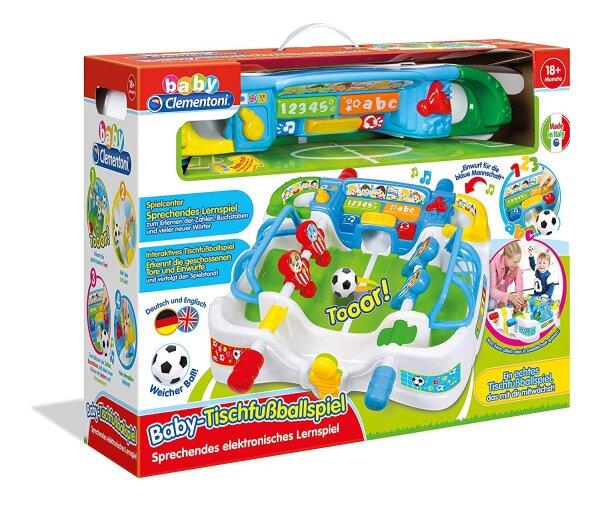 Clementoni Baby Tischfußball Spiel
