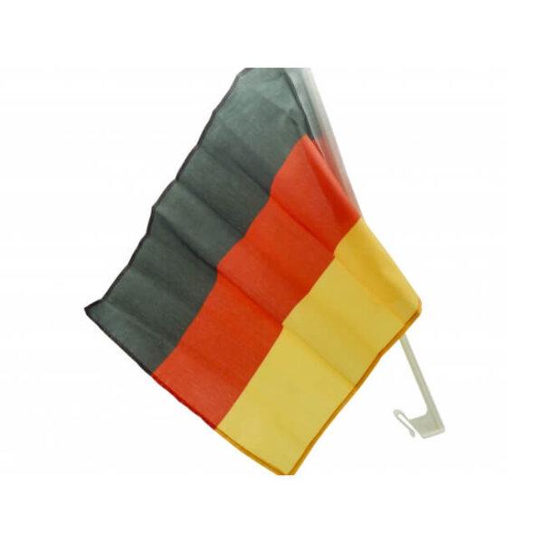 Deutschland Autofahne 46x33 cm