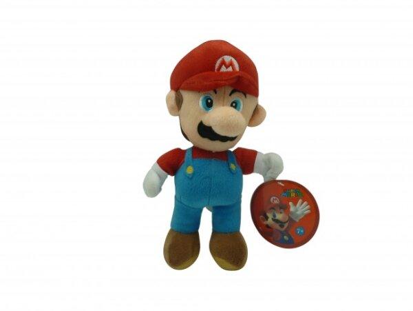 Nintendo Plüschfigur Mario 30 cm, hochwertige Verarbeitung