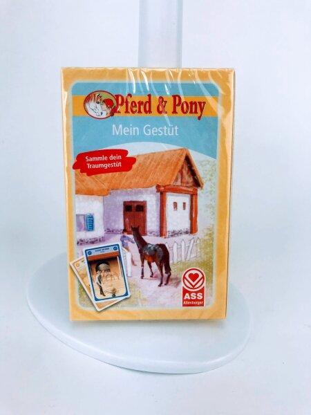 Pferd & Pony - Mein Gestüt - Quartettspiel