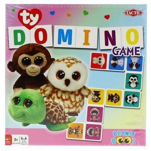 TY Beanie Boos Domino