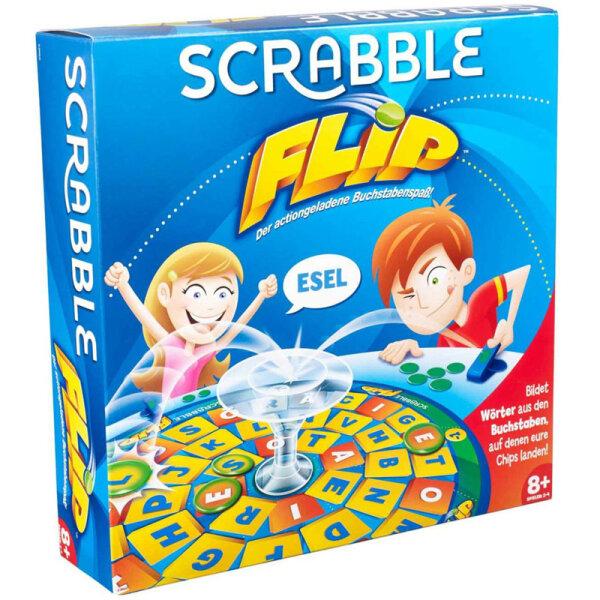 Scrabble Flip Brettspiel von Mattel