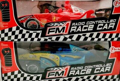 Top Speed Rennwagen R/C 3