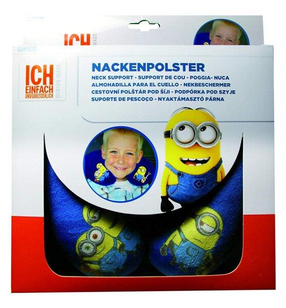Nackenpolster Minion + Frozen (Eiskönigin) sortiert