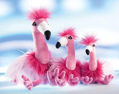 Plüsch Flamingo Chantal