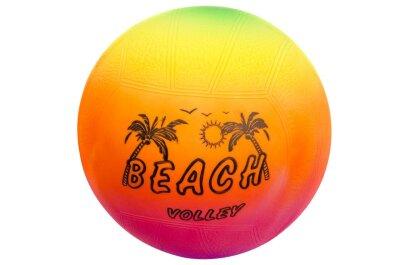 Kinder Beachvolleyball (inkl. Netz) - ca. 23 cm groß