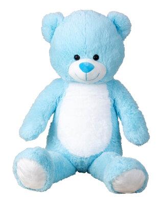 XXL Teddy hellblau - ca. 100 cm