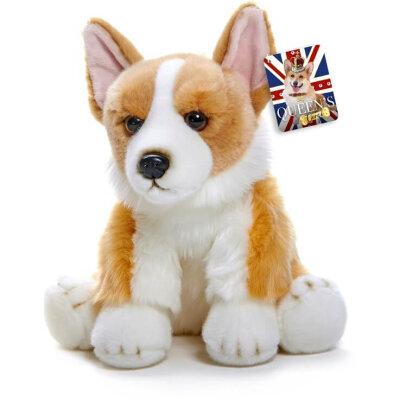 Corgi Kuscheltier Hund - Liebling der Queen
