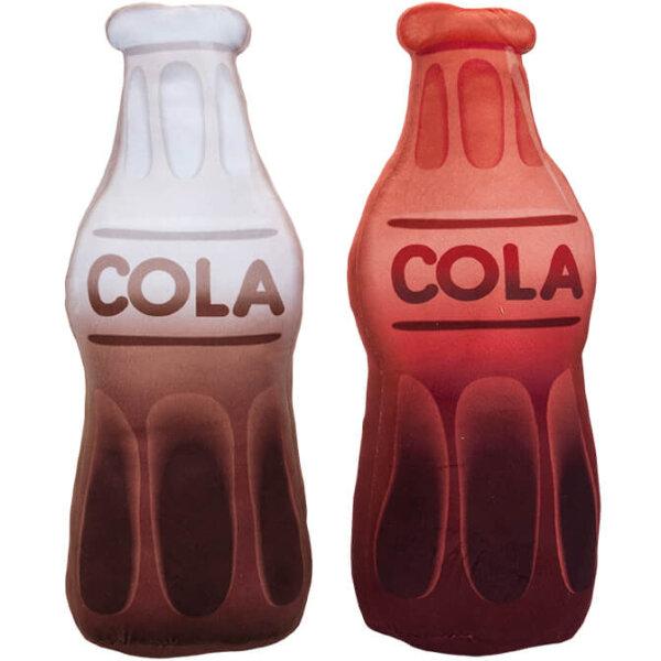 Cola Flasche aus Plüsch - ca. 52 cm groß