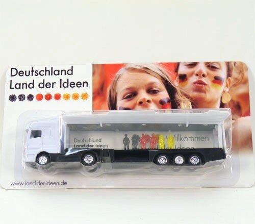 Show Truck auf Karte, 24x12,5 cm